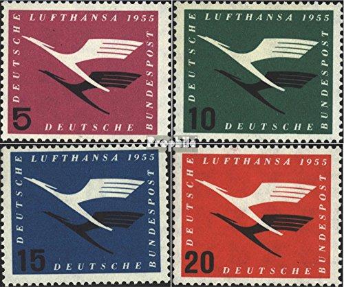 sellos-para-coleccionistas-rfa-rfaalemania-205-208-completaedicion-nuevo-con-goma-original-1955-luft