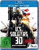 US Soldiers 3D - Marines [3D Blu-ray]