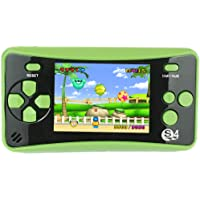 QINGSHE QS-4 Portable handheld Game Console for Children, Arcade System Game Consoles Video Game Player with 2.5