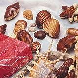 Meeresfrüchte - Nougat der Spitzenklasse. Gefüllte Spezialität aus Belgien für Feinschmecker und Genießer. €21,90/kg