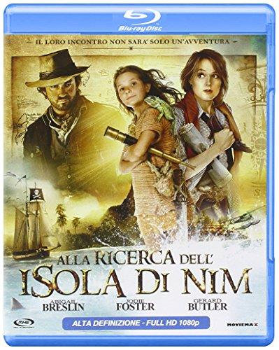Alla ricerca dell'Isola di Nim [Blu-ray] [IT Import] Dell Blu Ray Disc