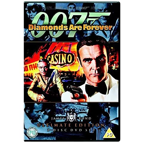 James Bond - Diamonds Are Forever (Ultimate Edition 2 Disc Set) [DVD] by Sean Connery