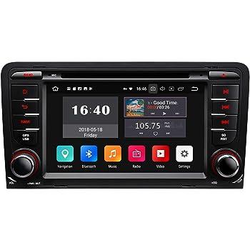 Eonon - Radio de audio estéreo para coche Android 8 de 7 pulgadas GA9157A