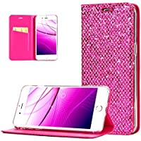 Hülle für iPhone 6 Plus / iPhone 6S Plus [Nicht für 6/6S], Handyhülle Flip Case Schutzhülle PU Leder Handytasche... preisvergleich bei billige-tabletten.eu