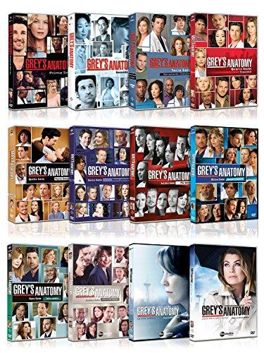 Grey's Anatomy: Raccolta Stagioni 1-12 (71 DVD)