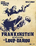 Frankenstein rencontre le loup-garou [Combo Blu-ray + DVD]