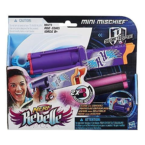 Hasbro B0473EU4 Nerf Rebelle Mini