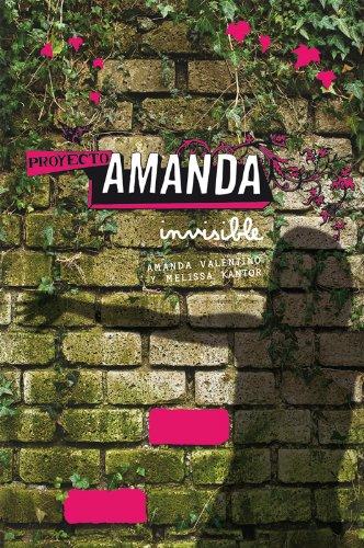 Proyecto Amanda: Invisible (eBook-ePub) por Melissa Kantor
