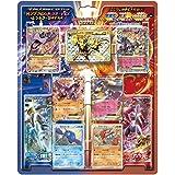 Pokémon Cartes XY Break double mega BREAK set M Ptéra EX + M Mysdibule EX + Luxray BREAK Version Japon TCG