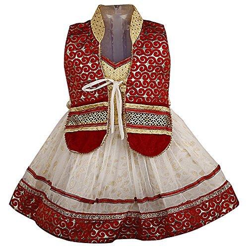 Wish Karo Party wear Baby Girls Frock Dress DNfe806r