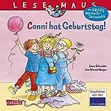 LESEMAUS 92: Conni hat Geburtstag!