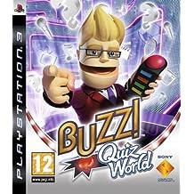 Buzz! Quiz World (Sony PS3) [Import UK]