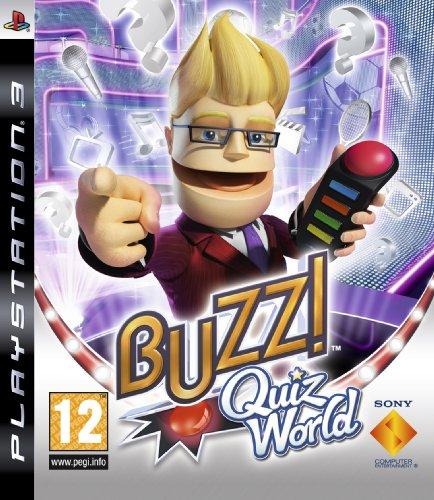 Buzz! Quiz World [UK Import]