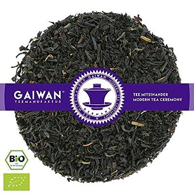 """N° 1212: Thé noir bio """"Assam Golden GFBOP"""" - feuilles de thé issu de l'agriculture biologique - GAIWAN® GERMANY - thé noir de Inde"""