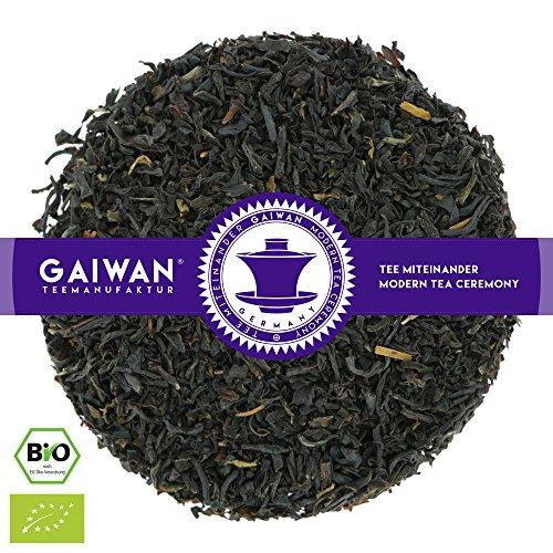 Nr. 1212: BIO Schwarzer Tee Assam Golden GFBOP