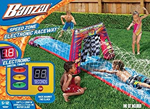 Banzai 46097Speed Zona Electronic Racing Slide