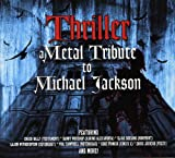 Various Artists: Thriller-Metal Tribute to Michael Jackson (Audio CD)