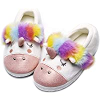 Cute Kids Dog Slippers Animal Slip on House Shoes for Boy and Girl