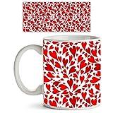 ArtzFolio Valentine Hearts : Glossy-fini...