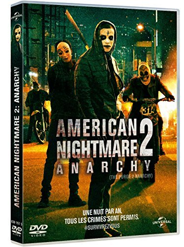 American Nightmare 2: Anarchy by Outspoken Grillo