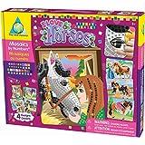 Sticky Mosaics I Love Horses Craft Kit