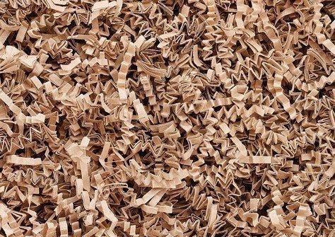 Papier-Füllmaterial für Geschenke oder Deko natur - 500 gr