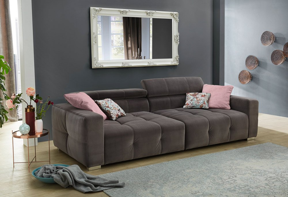 Lifestyle4living Big Sofa Mega Sofa Xxl Sofa Ultrasofa