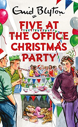 * NEW * Five at the Office Christmas Party