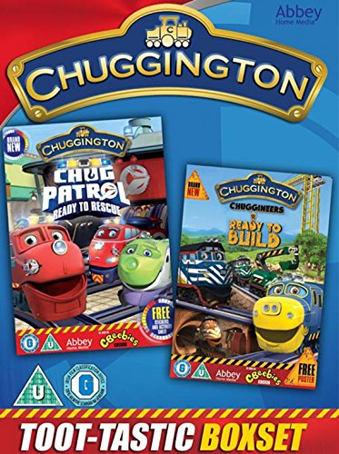 Image of Chuggington - Toot-Tastic Boxset [DVD]