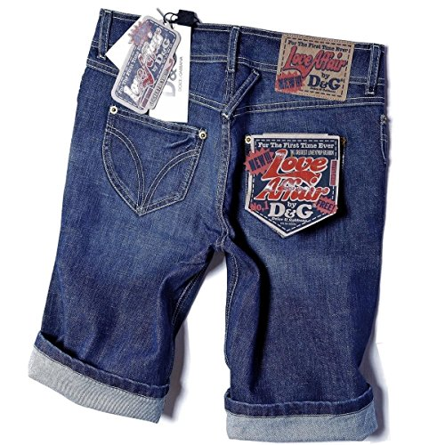 dolcegabbana-dg-damen-bermuda-jeans-shorts-kurze-hose-vintage-denim-short-pants-dezente-destroyed-us