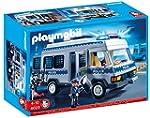 Playmobil Polizeitransporter