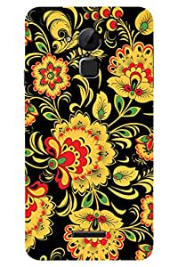 AMAN Design of Peacock Wings 3D Back Cover for Coolpad Note 3