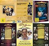 Tschechische Märchen Klassiker - Special Collection DIE MÄRCHENBRAUT + DIE RÜCKKEHR DER MÄRCHENBRAUT + DER ZAUBERRABE RUMBURAK + DIE SEEJUNGFRAU + DREI HASELNÜSSE FÜR ASCHENBRÖDEL 9 DVD Edition