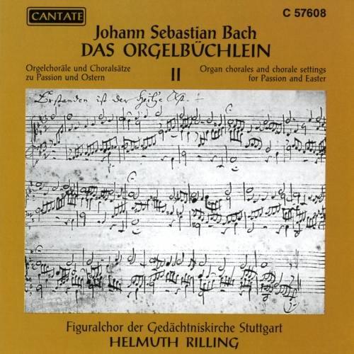 Bach : Das Orgelbüchlein, Vol. 2