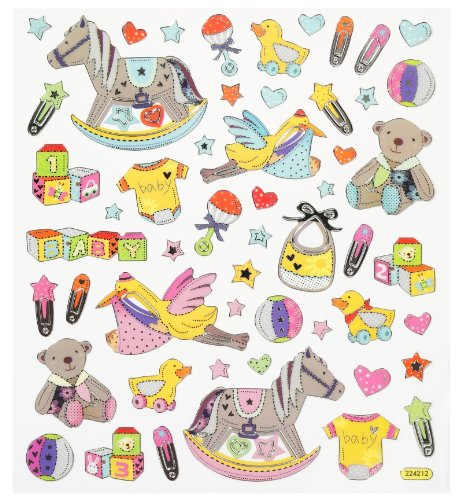 Creapop Hobby Design Sticker Baby -