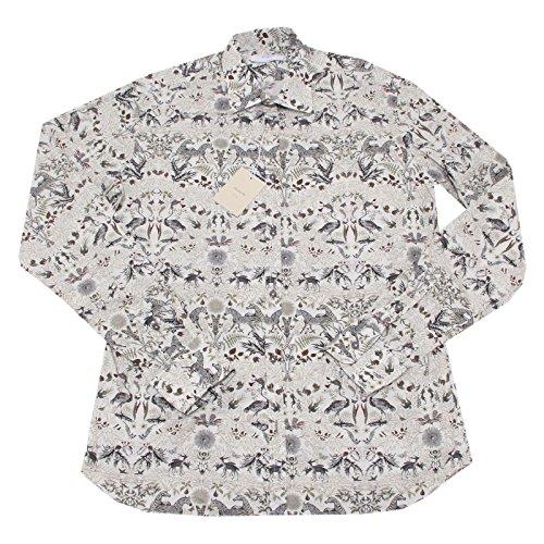 4705O camicia manica lunga AGLINI camicie uomo shirt men [40]