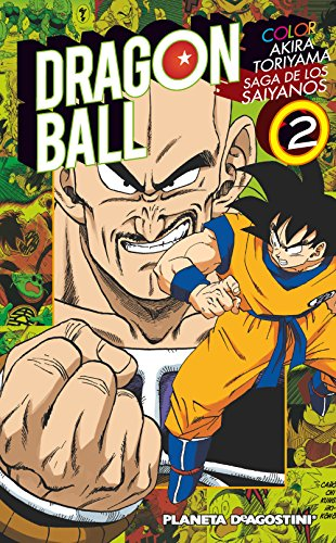 Dragon Ball Color Saiyan n 02/03