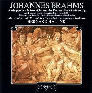 Brahms Choral Songs