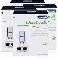 Delonghi Ecodecalk Lot de 4 détartrants 2 x 100 ml