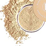 bellapierre Banana Setting Powder | Lightweight Color-Correcting Powder with All Day Makeup Protection | Eliminates Blotchine