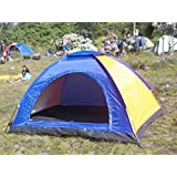 Dealcrox Amazing Picnic Camping Portable Waterproof Tent For 6 Person