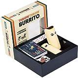YA&NG Throw Tirar Burrito Juego de Cartas Familiares interactivos Juegos de Mesa Juego de reducción de presión, 2-6 Jugadores