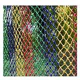 Protezione for bambini Rete for scale Rete di sicurezza Rete anticaduta Rete tessuta a mano Decorazione Rete for gatti Rete for recinzione Altalena for amaca Arrampicata Amaca Multicolore Taglie multi