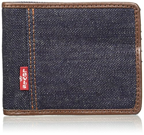 Levis Black Men's Wallet (77173-0788)