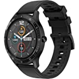 Fire-Boltt 360 SpO2 Full Touch Large Display Round Smart Watch with in-Built Games, 8 Days Battery Life, IP67 Water Resistant