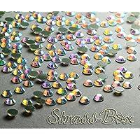 Strass Hotfix 2Cut SS20 Crystal AB 500 - 14.000 Cantidad a elegir AAA, 1.000