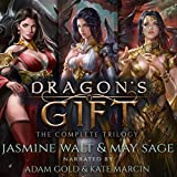 Best Fantasy Audiobooks - Dragon's Gift: The Complete Trilogy: A Reverse Harem Review