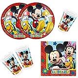 PROCOS 10108580B - Set para Fiesta Infantil - Disney Mickey Mouse
