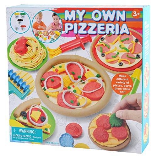 PlayGo 8225 - Meine Eigene Pizzeria, Küchenspielzeug