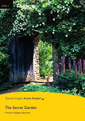 The Secret Garden - Buch mit CD-ROM (Pearson Active Readers - Level 2)